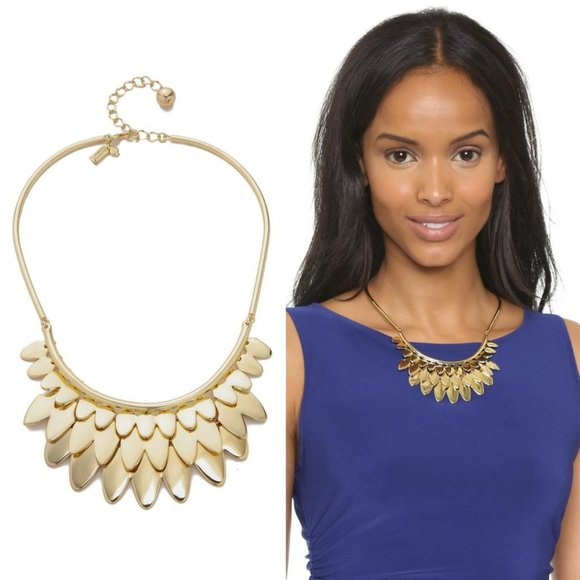 NEW Kate Spade Fancy Flock Collar Necklace